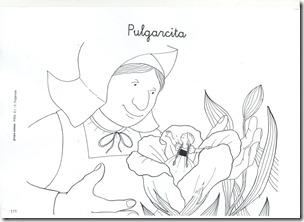 PULGARCITA cuento colorear (1)