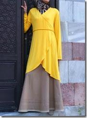 Model Baju dan Rok Muslim