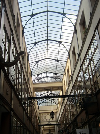 passage paris