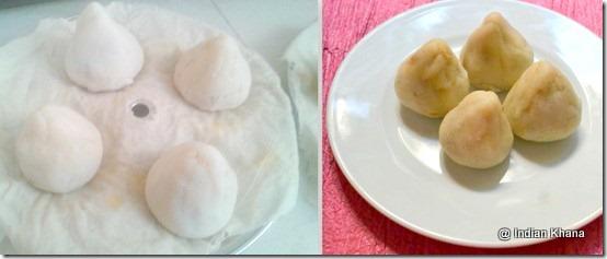 Modak ganesh chaurthi recipe
