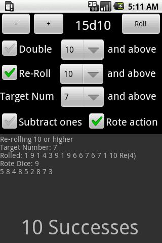 D10 Dice Roller