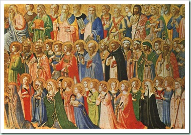 all saints fra angelico