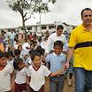 Movimiento Centro Democrático  entregó ayuda humanitaria en Monte Sinaí