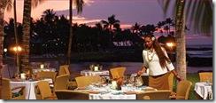 ハワイ島のレストラン・ブラウンズビーチハウス