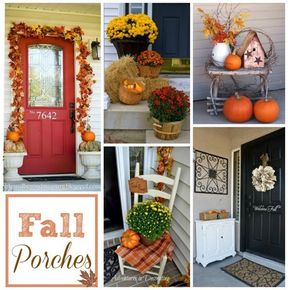 Fall-Porches