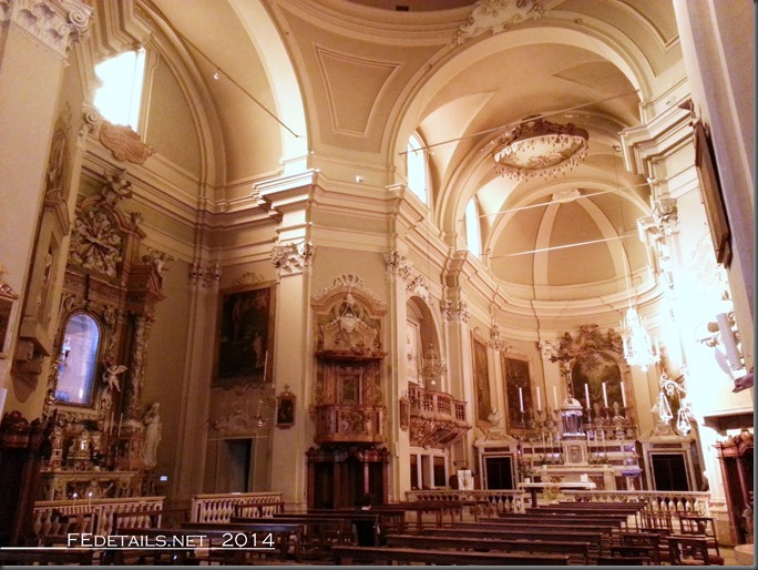 Dentro alla chiesa di San Girolamo, Foto2
