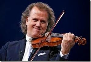 andre rieu venta de entradas concierto en Santiago en primera fila hasta adelante