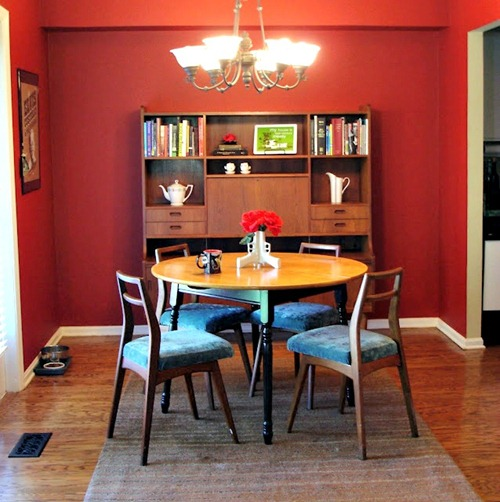 Merlot Red by Benjamin Moore