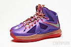 nike lebron 10 gr allstar galaxy 9 01 Release Reminder: Nike LeBron X All Star Limited Edition