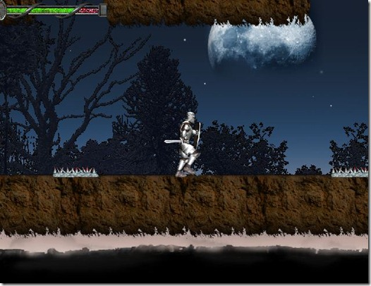 Knight Fighter freeware game (5)