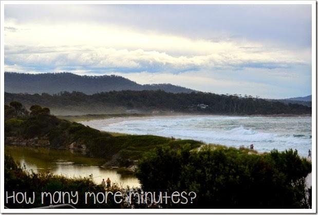 How Many More Minutes? ~ Binalong Bay, Tasmania