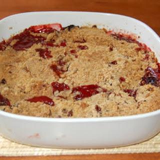 Vegan Rhubarb Crisp Recipes