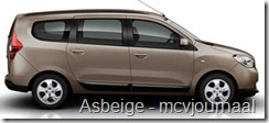 Configurator Dacia Lodgy BE 02