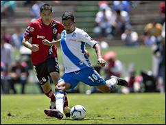 Tijuana vs Puebla