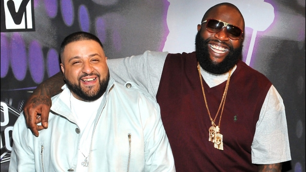 (SNM VIDEO) RICK ROSS REACTS TO DJ KHALED'S PROPOSAL TO NICKI MINAJ