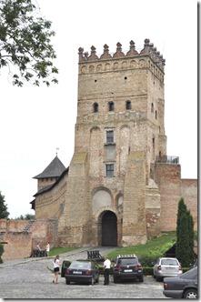 018-Loutsk- forteresse du 14em- cateau de Lubart