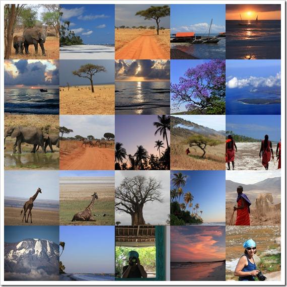 Танзания и Занзибар 2011