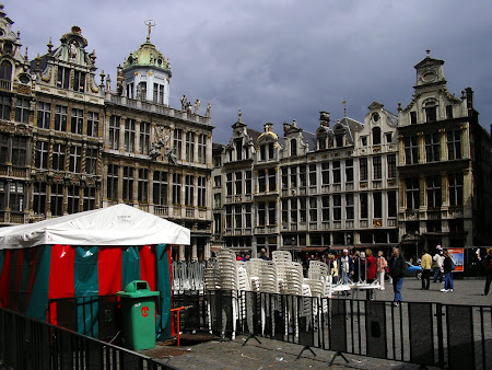 Obiective turistice Bruxelles: Grand Place