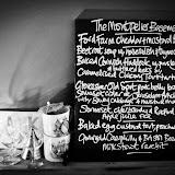 Montpelier Basement menu