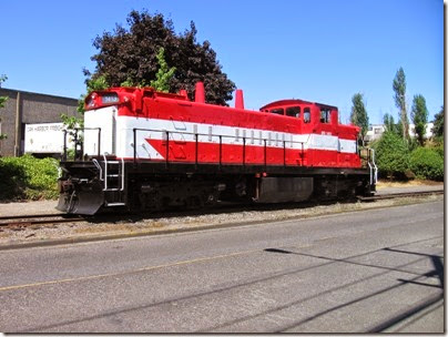 IMG_6405 Oregon Pacific GMD-1 #1413 in Milwaukie on August 28, 2010