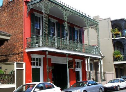 1027 Royal Street, New Orleans