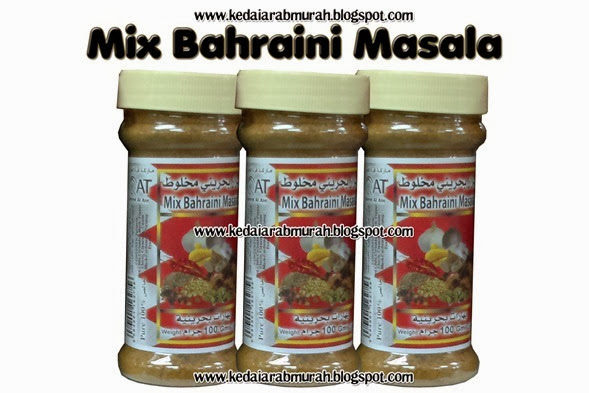 Mix Bahriani Masala