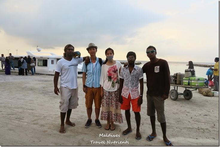 馬爾地夫居民島Mahibadhoo- Amazing Guesthouse (66)