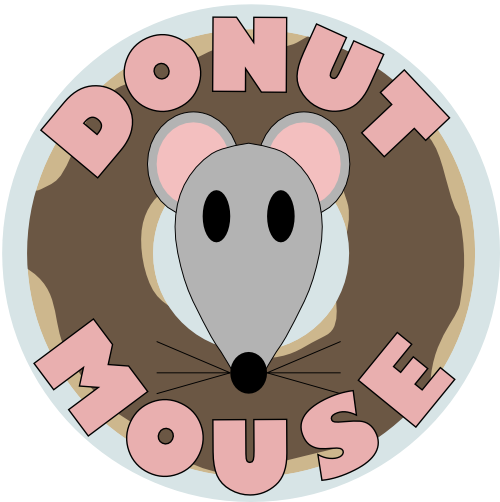 Donut Mouse