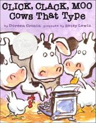 Click, Clack, Moo, Cows that Type
