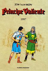 Actualización 23/01/2015: Keanu agrega otro tomo del Príncipe Valiente el del año 1997
