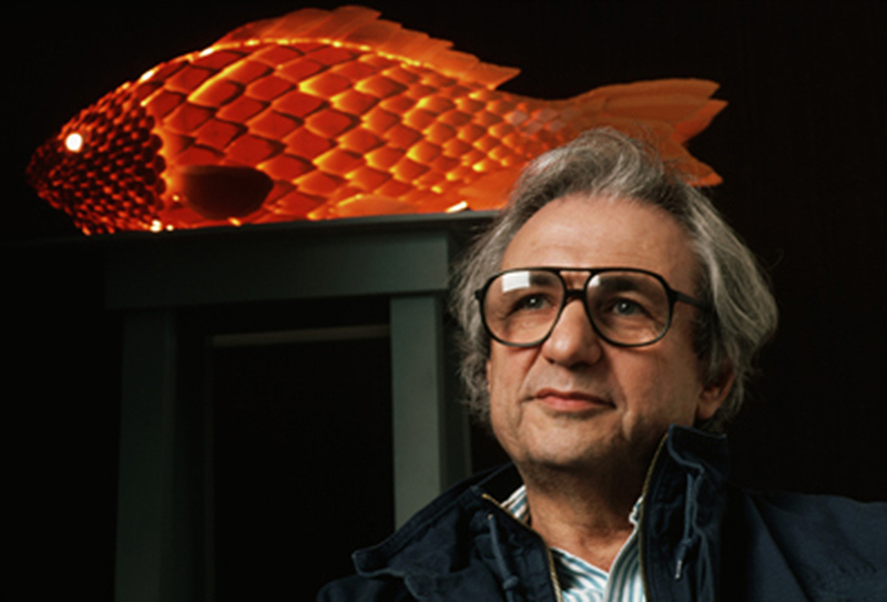 Frank Gehry's Fish Obsession Swims Full Circle Seen On www.coolpicturegallery.us