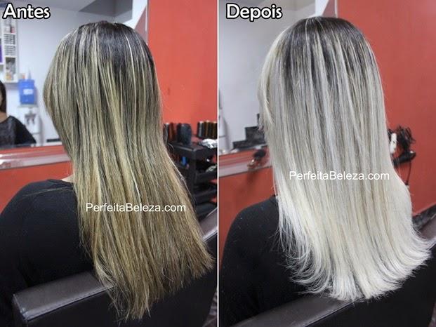 loiro feio ao loiro platinado, como fazer o cabelo da dani bolina