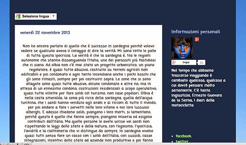 blog di Vittorio Zanini