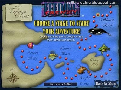 feeding frenzy screenshot 1