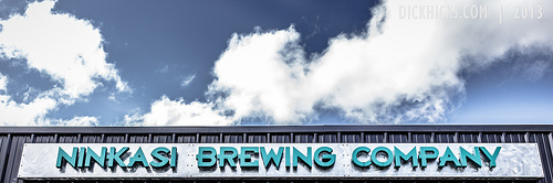 image of Ninkasi Brewing Company sourced, through creative-commons, from Richard_Hicks' Flickr page. Please click on the image and support him.