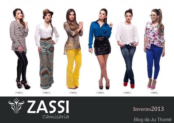 Folder Zassi - Camisaria 1
