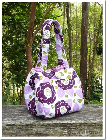 Tulip purse front