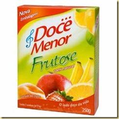 frutose doce menor