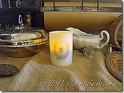 custom flameless candle 3