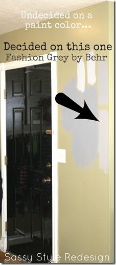 entryway pics color choices