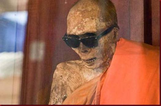 Ritual Mumi Budha Tergila Di jepang