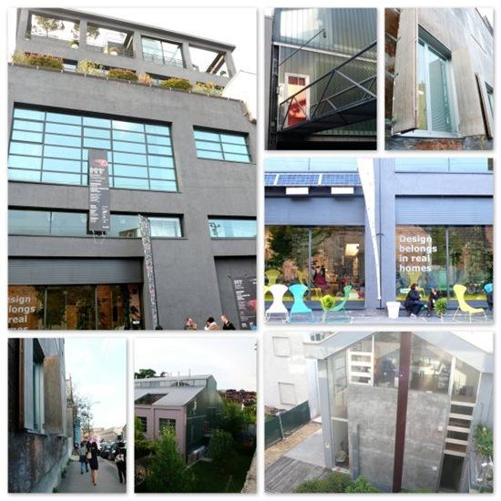 Fuorisalone 2012 - architettura in via Ventura