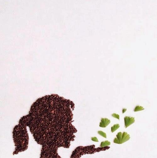 arte grãos café 10