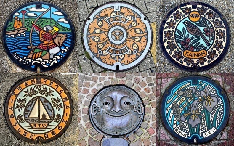 Image result for Manhole covers