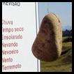 Previsão da pedra!