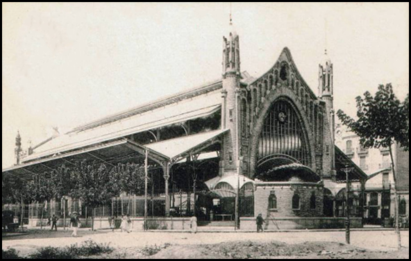 mercado colon 1920