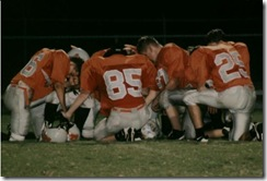 football pray 2