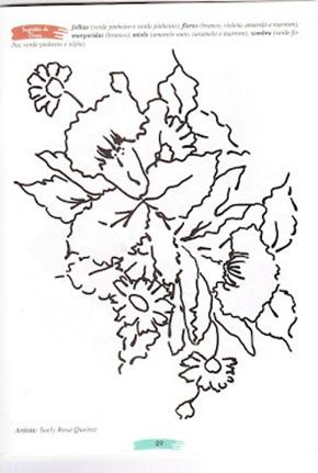 motivos para pintura em tecido A1 N2 pag 29