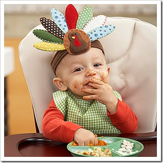 Pottery Barn Kids Turkey Headband