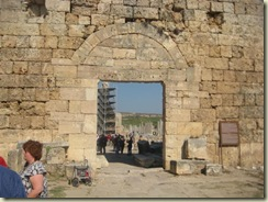 Roman Door City of Pamphylian Perge (Small)